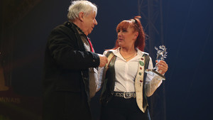 Festival International du cirque 2017- Trophée du Club du Cirque - ROSI HOCHEGGER