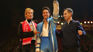 Festival International du cirque 2017 - René Casselly Jr - prix de l'étoile de bronze