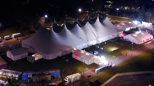 Festival International du Cirque 2017 - Chapiteau de nuit