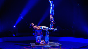 Festival International du Cirque 2015 - Messoudi brothers - Etoile d'or