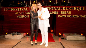 Festival International du cirque 2016 - Glen Folco - prix Work 2000